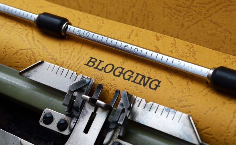 About Blogging