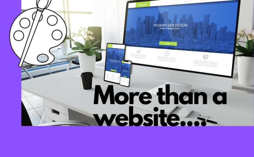 Don't Think of Your Website as a Website!
